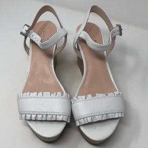 Kate Spade   Tomas Wedge Sandals